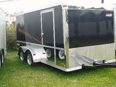 2007 Pace American 7x14 legacy