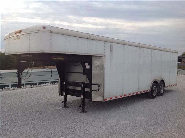 2012 Doolittle 24' gn cargo