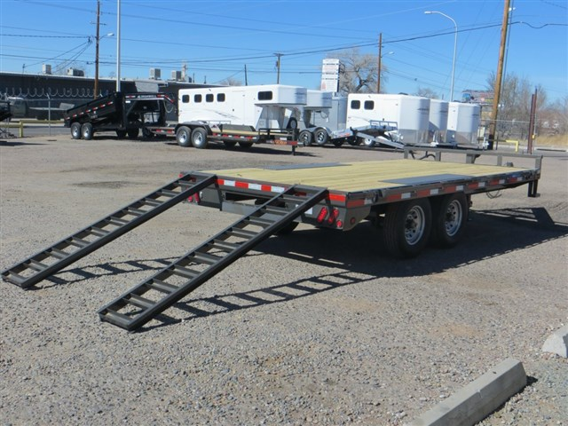 Car Dealerships In Albuquerque Nm >> 2017 MAXXD 8x16-14K Deck Over w/Ramps
