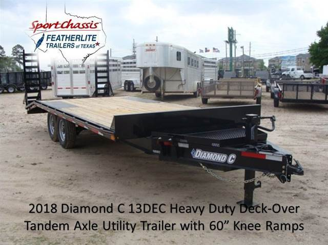 Diamond C Trailers - Texas