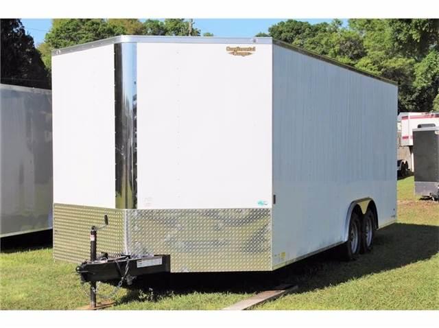 2018 Continental 2018 continental enclosed cargo