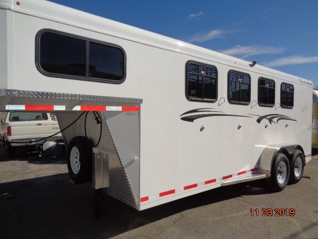 2020 Trails West adventure mx 4-horse gn