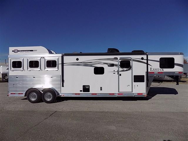 Horse Trailers For Sale Oklahoma City Ok >> 2017 Lakota 3H 11' LQ Charger