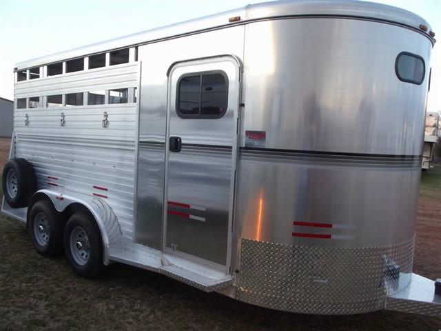2016 Ww 3 Horse Marquis All Aluminum
