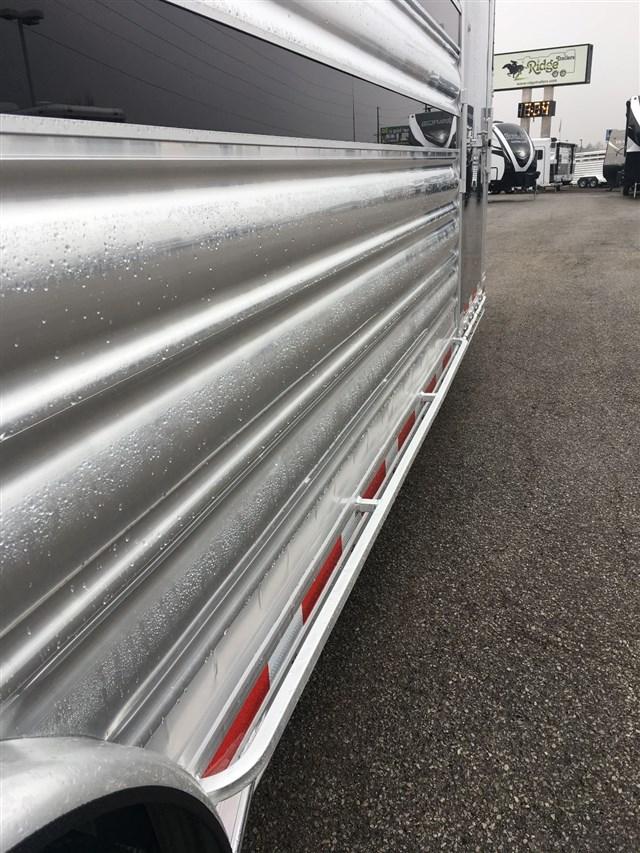 2018 Platinum Coach sold - on reorder show cattle livestock trailer