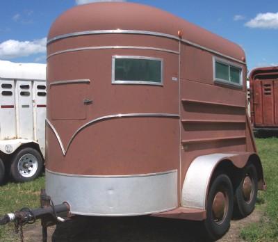 1976 Hale 2 Horse Bumper Hitch