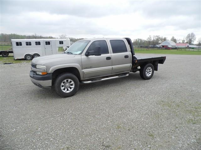 2001                    Chevrolet