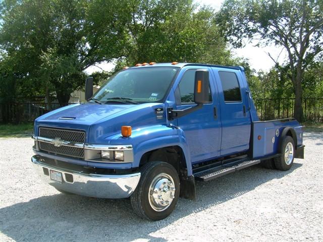 2005 Chevrolet 5500 Crew Cab Hauler