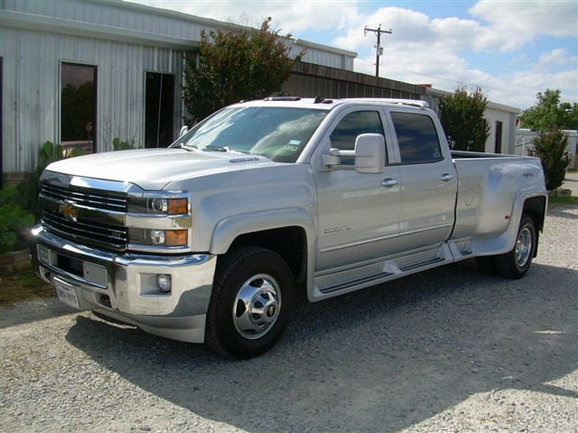 Chevy And Gmc Duramax Diesel Forum >> 2015 Chevrolet 3500 CREW CAB 4X4 DUALLY