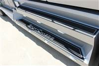 All aluminum running boards