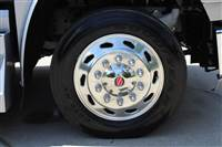 Aluminum turbo wheels