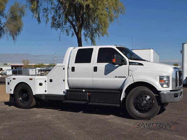 F250 Towing Capacity >> 2017 Ford F650 SuperTruck Hauler